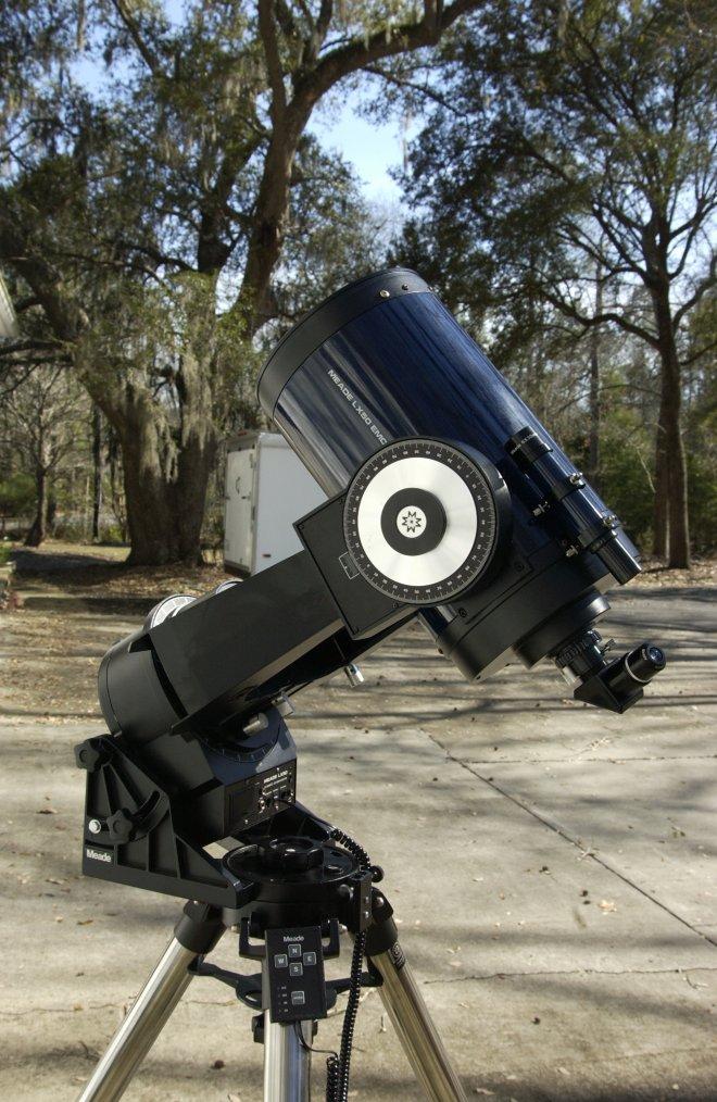 Optique des téléscopes