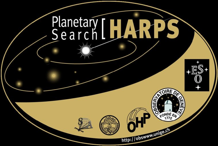 HARPS = High Accuracy Radial velocity Planet Searcher