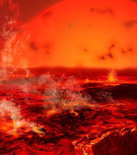 Explosion cosmique