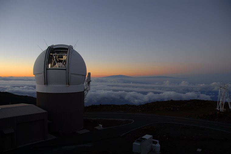 Pan-STARRS = Panoramic Survey Telescope And Rapid Response System