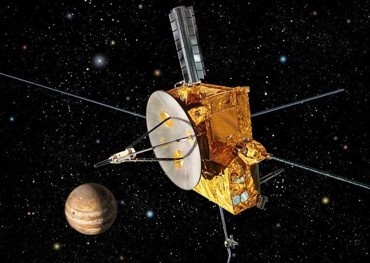 Ulysses (Fin de mission le 30 juin 2009)