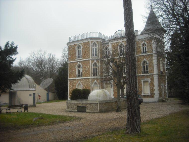 Parc aux étoiles à Triel-Sur-Seine aux Yvelines (78)