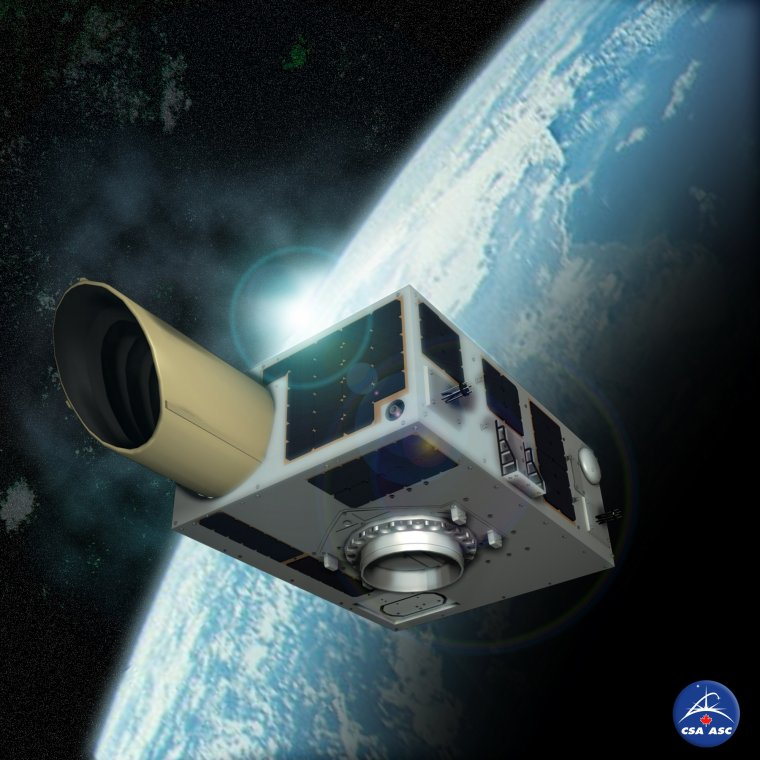 NEOSSat =Near Earth Object Surveillance Satellite