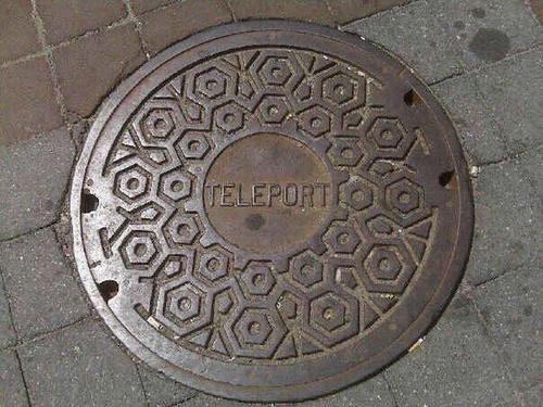 Téléportation = Déplacement instantané = Vitesse infinie