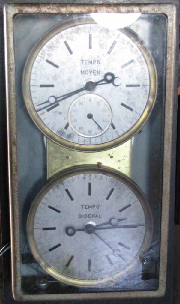 Temps sidéral et temps moyen
