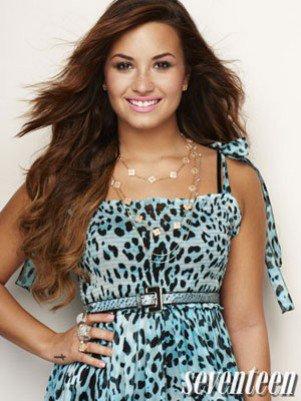 """Voici 3 Photoshoots De Demi Lovato Pour Le Magasine """" Seventeen """""""
