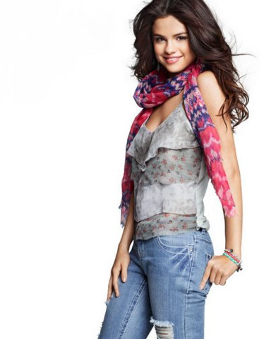 Photoshoots de Selena Gomez pour Dream Out Loud