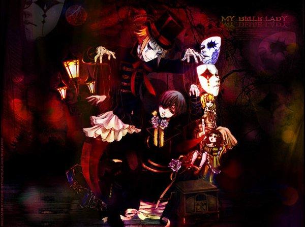 Kuroshitsuji (ou black butler)