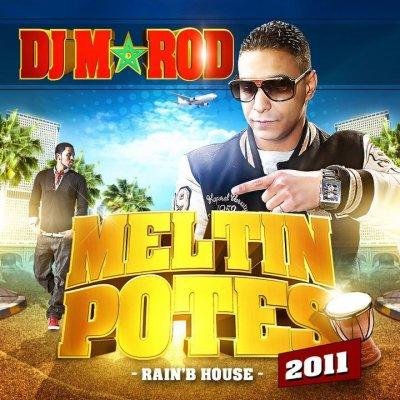 DJ M-ROD MELTIN POTES / YA'SEEN Feat M.I.N.A   Compil' DJ M-ROD (2011)