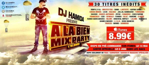YA'SEEN ET DJ HAMIDA A LA BIEN MIX PARTY