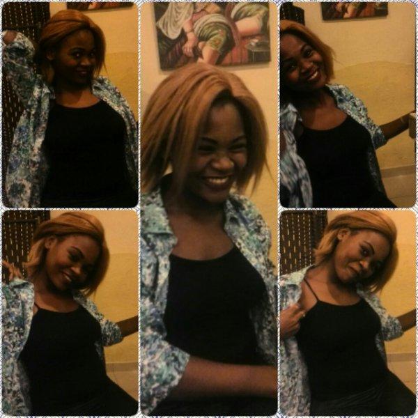 Ce n'est pas parce que mon sourire est beau que mon histoire est belle....non non!!