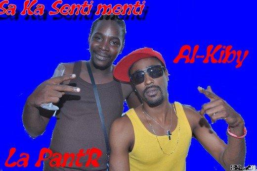 La Pant'R ft kiby - Sa ka senti menti (2013)
