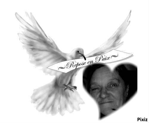 Un ange dans le ciel