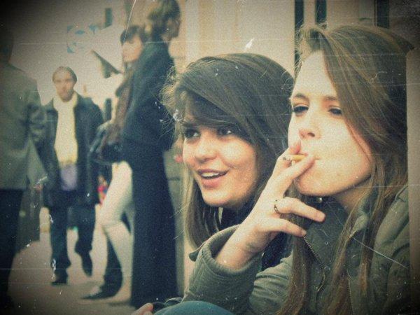 Une meilleure amie ; C'est une soeur que la vie a oublié de nous donner.♥