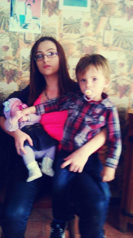 Kayliah & Ethan <3