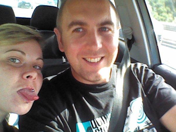 Mon chéri, mon amoureux, mon confident, mon meilleur ami, le papa de ma fille et moi...