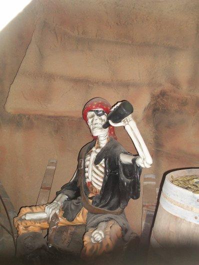 Le rocher des pirates jeudi 25 Aout