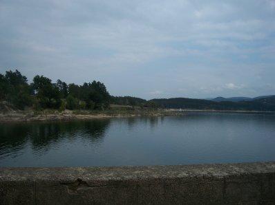 Un après midi au lac de Saint Férréol mercredi 24 Aout