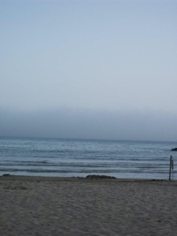 Une journée à la mer