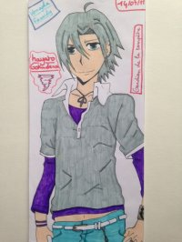 2011 - Reborn : Hayato Gokudera