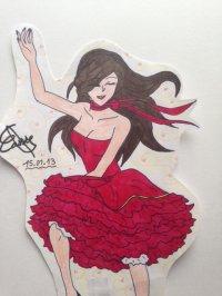 2013 - danseuse