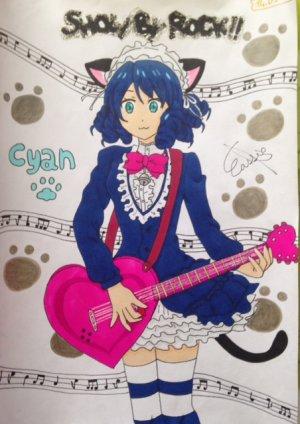 2015 - Show by rock : Cyan