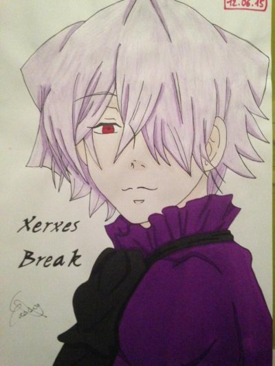 2015 - Xerxes Break