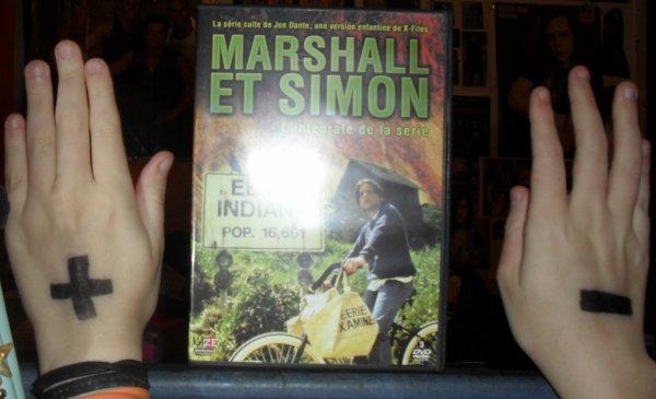 Marshall et Simon - Eerie, Indiana   #     Les Episodes