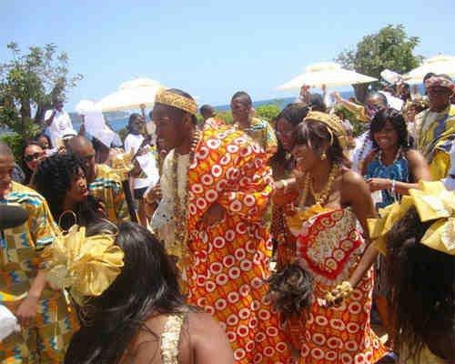 mariage de drogba a monaco