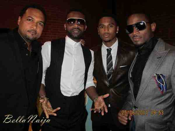 fally trey song et dbanj