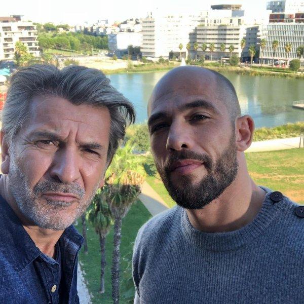 Fred Bianconi & Moïse Santamaria
