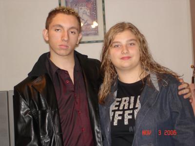 Mon amie et sa soeur