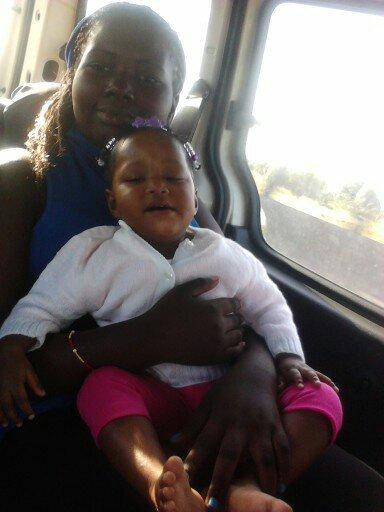 Ma fille et sa marraine