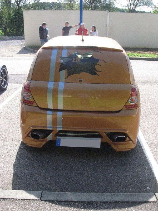 Renault Clio de Damien