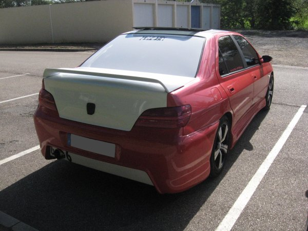 Peugeot 406 de Stephan