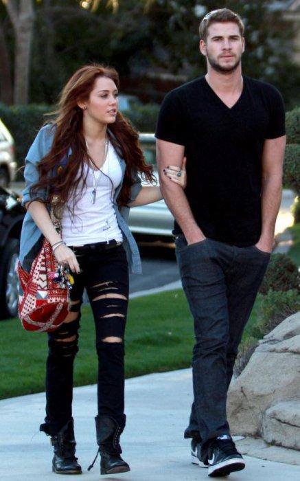 Miley e Liam juntos confirmado???