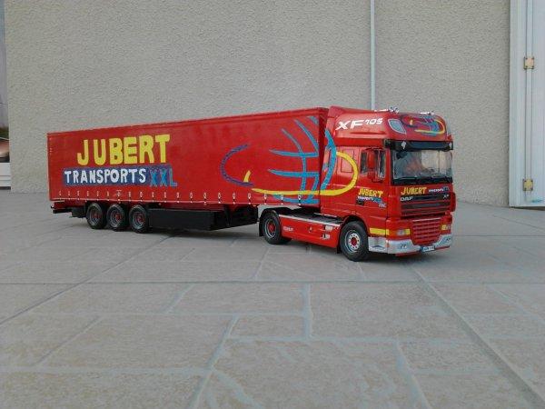 Transport JUBERT