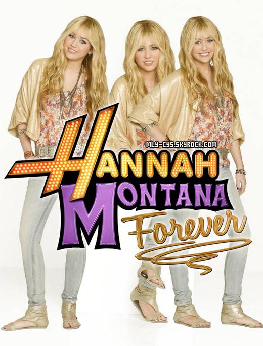 Hannah Montana Forever !