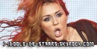 .   26 Janvier 2011 : Voici quelques capurtes de Miley que je trouve assez rigolotes de l'épisode 4x13 - Wherever I Go de « Hannah Montana Forever » .