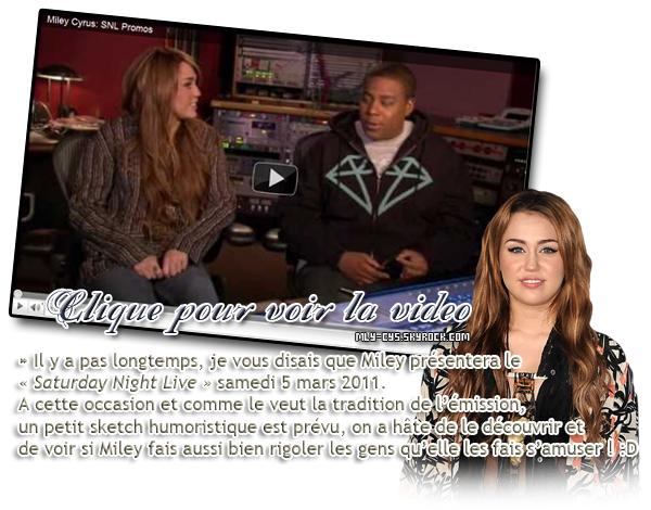 .   3 Mars 2011 : » Retrouvez dans le GIF Miley sortant de son hôtel à New-York City le 2 mars 2011 avec Lila♥, retrouvez aussi des photos de fans et de nouvelles photos perso' datant de 2010.. » Le site Deadline.com a révélé quelques détails supplémentaires sur le film « So Undercover », on apprend ainsi qu'une sortie serait prévue pour le mois d'octobre 2011. Voyez par vous même grâce à la traduction ci-dessous.   ↓    La Weinstein Company a acquis les droits de distribution de « So Undercover », la comédie d'action de Tom Vaughan avec Miley Cyrus, Jeremy Piven, Mike O'Malley et Kelly Osbourne. Une sortie en octobre serait planifiée. Un contrat a été signé avec Exclusive Media Group, qui produit le film avec le scénariste Allan Loeb, Steven Pearl (son partenaire de Scarlet Fire Entertainment), et Tish Cyrus. Harvey Weinstein, David Glasser et Peter Lawson de la Weinstein Company se sont arrangés avec les co-directeurs de Exclusive Media Group Guy East et Nigel Sinclair. Cyrus joue le rôle d'une jeune femme engagée par le FBI pour s'infiltrer dans un campus universitaire. Elle est un détective privée assez rude qui doit se glisser dans la peau d'une étudiante raffinée et sophistiquée pour protéger la fille d'un ancien gangster.    « Nous sommes enthousiastes à l'idée de travailler avec Miley Cyrus alors qu'elle est en pleine transition entre l'enfant phénomène et une star adulte, » a dit Glasser de la Weinstein Company. « Elle a du charisme et du talent à revendre. »   .