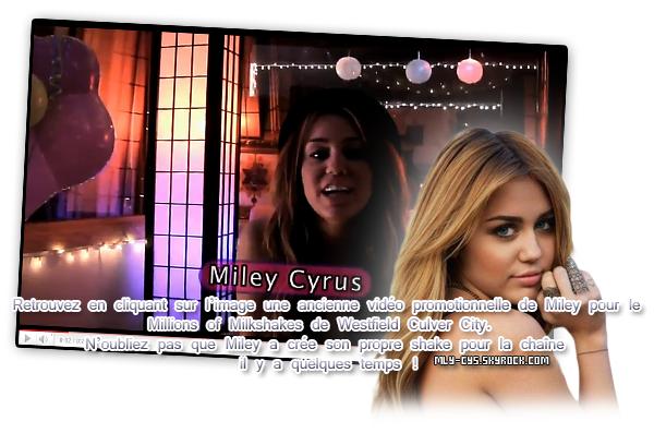 .  16 Mars 2011 : » Après avoir vu les photos de Miley quittant l'hôtel Chateau Marmont samedi dernier (12 mars), de nombreux détracteurs en ont profité pour lancer une rumeur. Cette rumeur voulait que Miley étaient à une fête dans l'hôtel, et qu'elle serait sortie titubante et ivre morte de l'établissement. Or il n'en est rien ! Le très pointilleux site MTV a confié que Miley était en fait en rendez-vous professionnel avec Dr Luke dans l'hôtel, et qu'elle était totalement éblouie par les centaines de flashs des photographes, d'où les photos peu « flatteuses » qui en ont résulté. Retrouvez plus d'infos dans la traduction de l'article dans l'article..