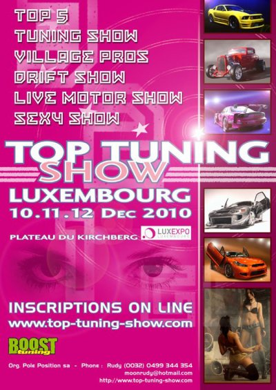 TOP TUNING SHOW edition 2010