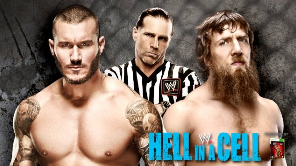Les match a Hell In Cell