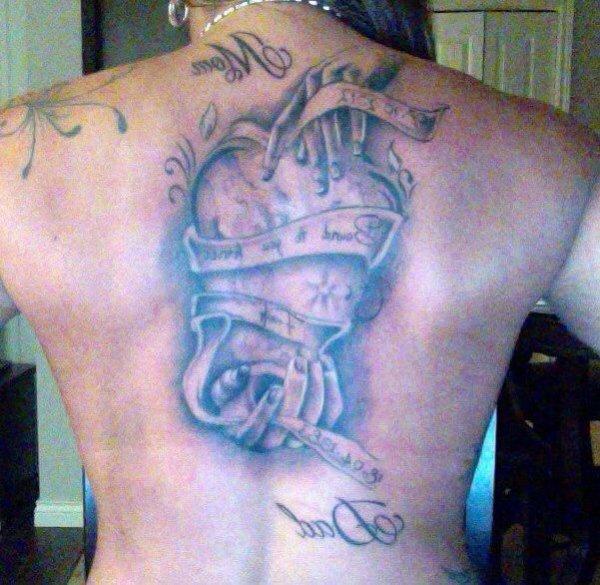 Mon dernier tattoo