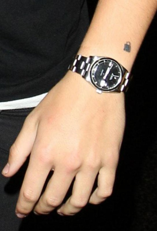 Les tatoos de Harry