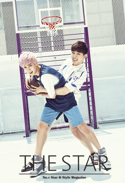 Teen Top Indique Que Summer Vacation est tout au sujet de The Star Pictorial