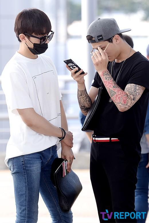 PHOTOS AÉROPORT KCON NEW YORK LE 8/8/2015