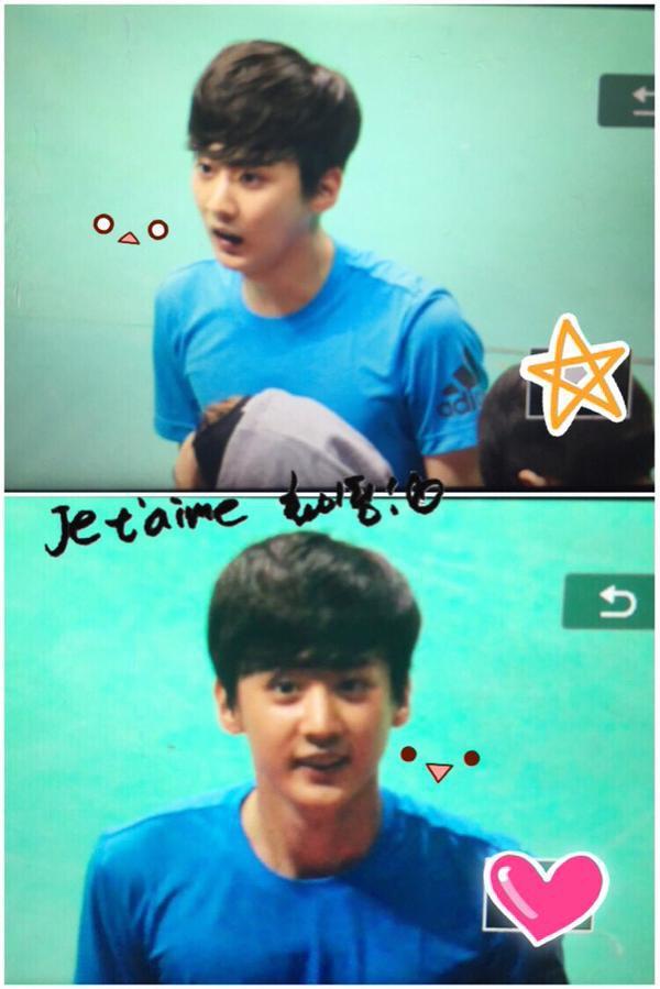 150810 #틴탑 <MBC Idol Star Athletics Championships>