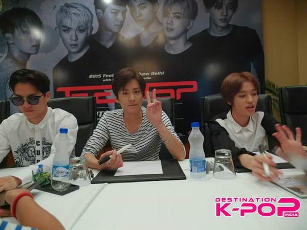 #틴탑 at Suncheon Bay Garden 'Green Concert'PHOTOS+
