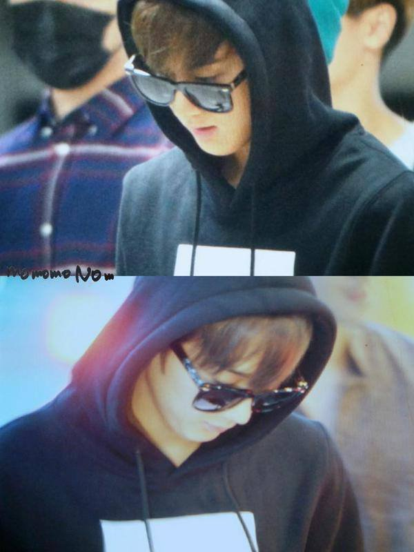 #틴탑 at Gimpo Airport heading to Tokyo,Japan PHOTOS